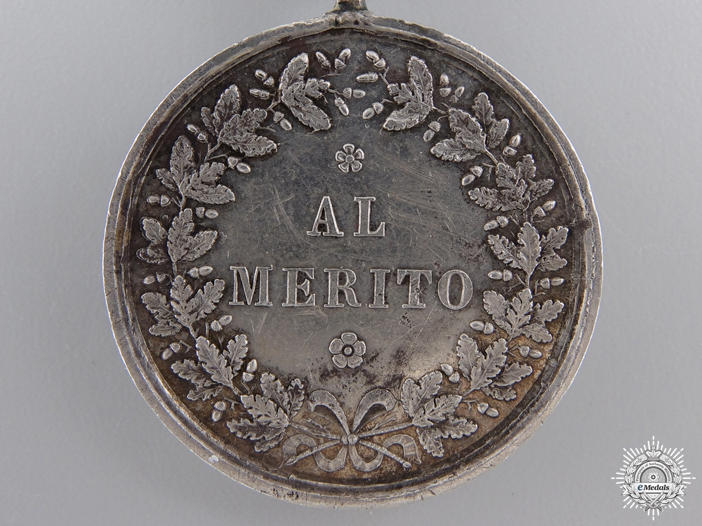 A Roman Merit Medal: S.P.Q.R
