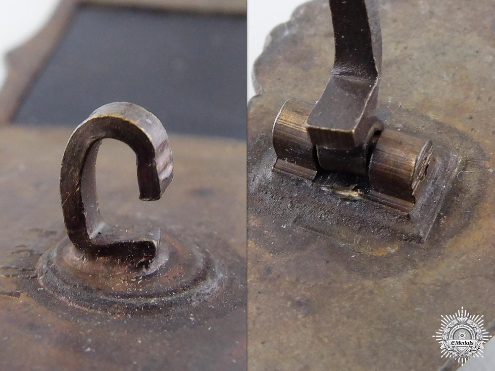 A Bronze Grade Close Combat Clasp by Funcke & Brüninghaus