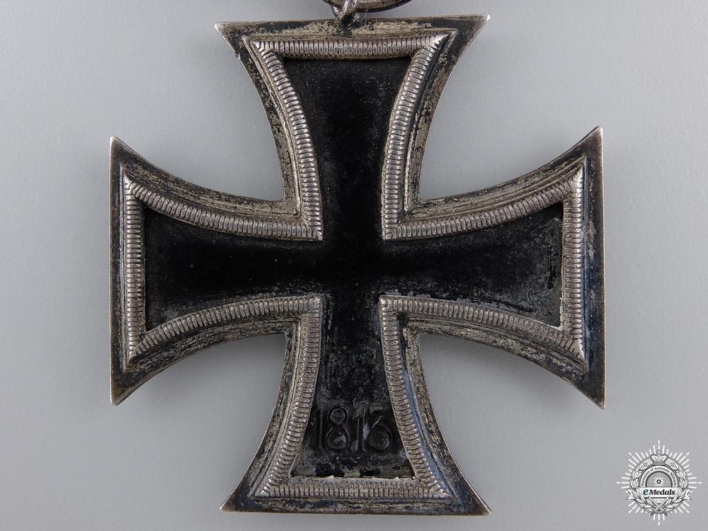 A Second Class Iron Cross 1939; Schinkel Version