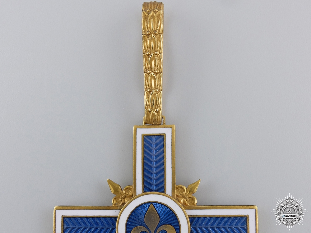 A Brazilian Sovereign Order of the State of Vera Cruz; Commander