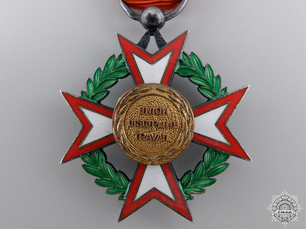 A National Order of the Republic of the Ivory Coast; Knight