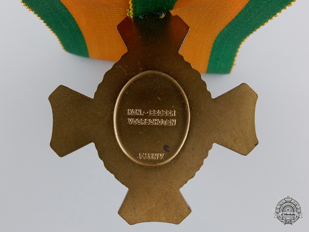 Two Dutch Medals and Awards
