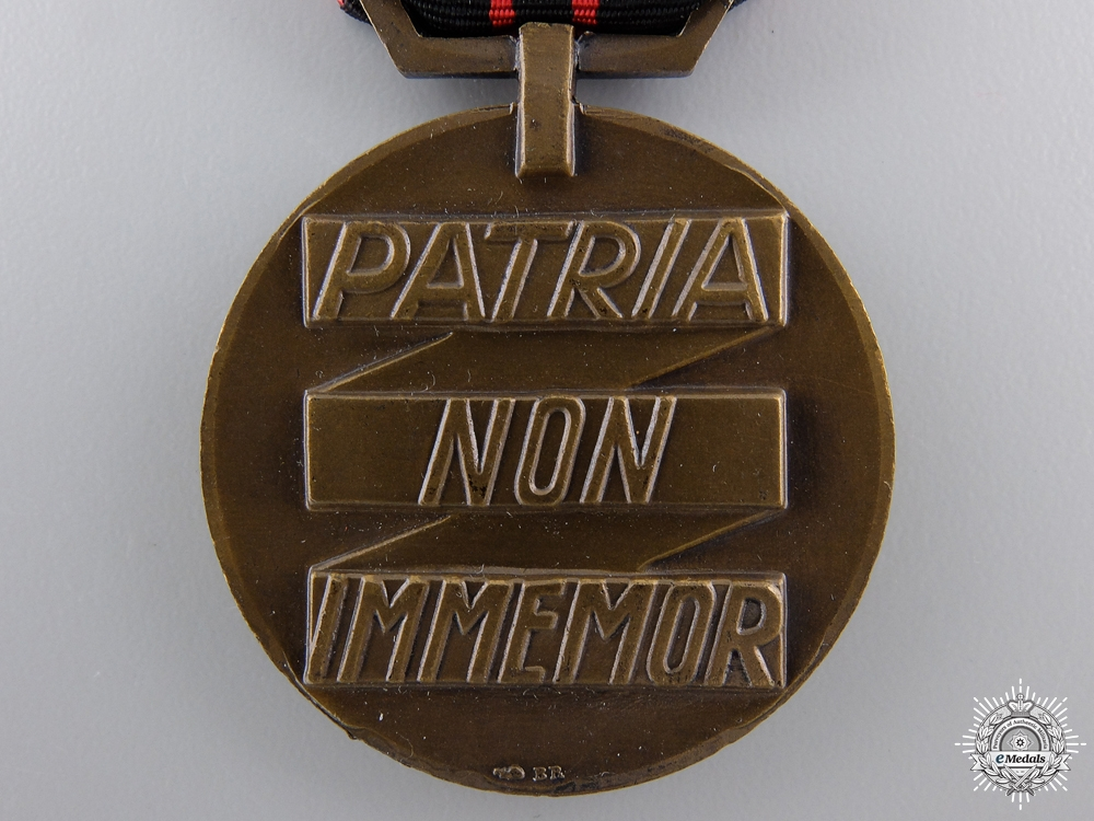 A Second War French Resistance Medal