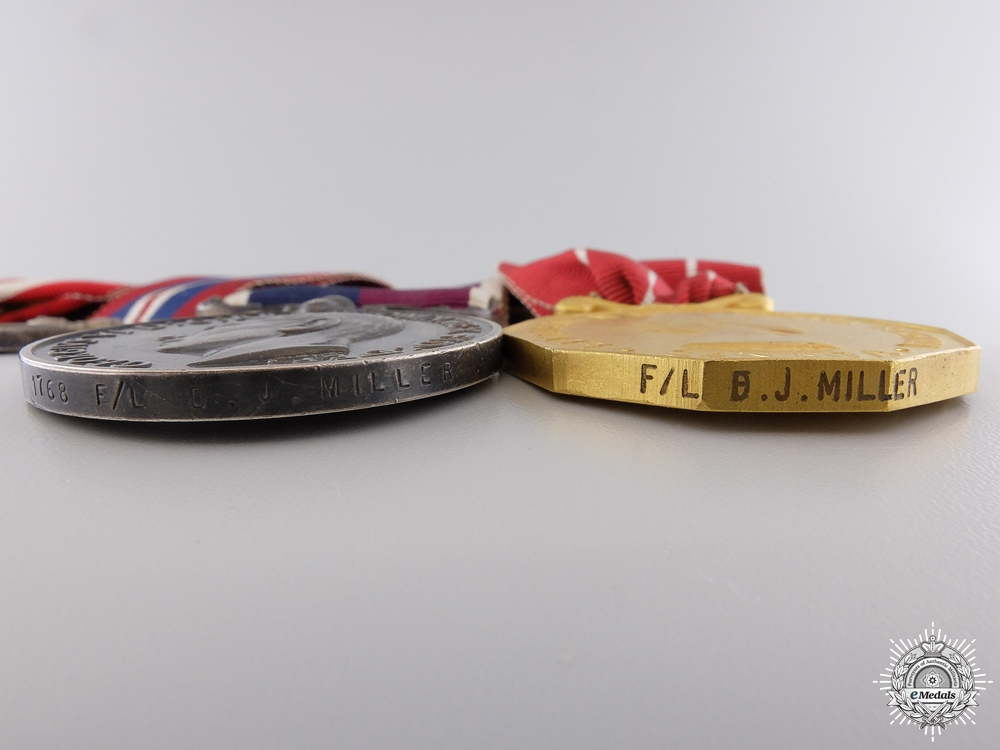 A Second War R.C.A.F. Medal Group to Hurricane Pilot