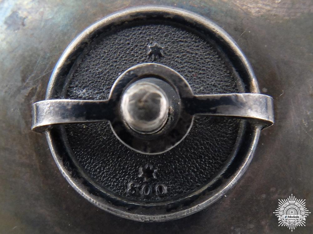 A Superb Iron Cross First Class 1914; 800 Silver