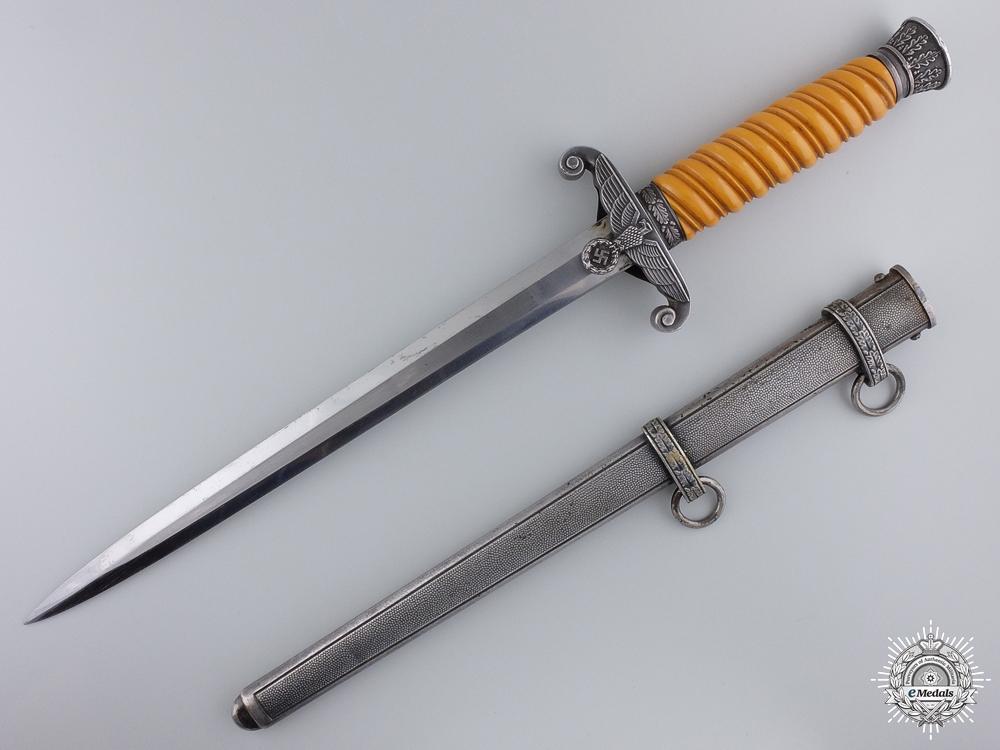 An Army (Heer) Dagger by Max Weyersberg WMW, Solingen