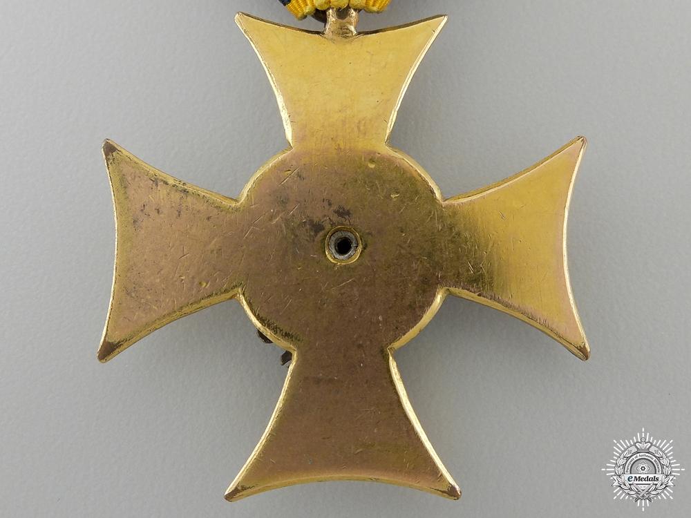 An Austrian Long Service Cross