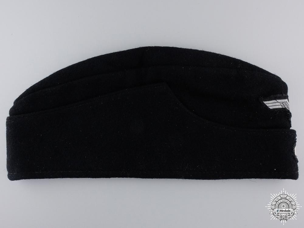 An NSKK Overseas Cap Converted into Panzer Cap