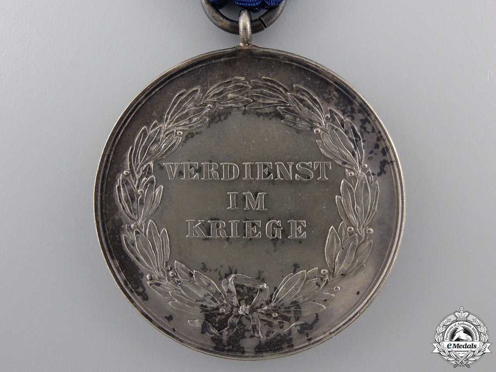A 1914 Schwarzburg Rudolstadt Sonderhausen War Merit Medal