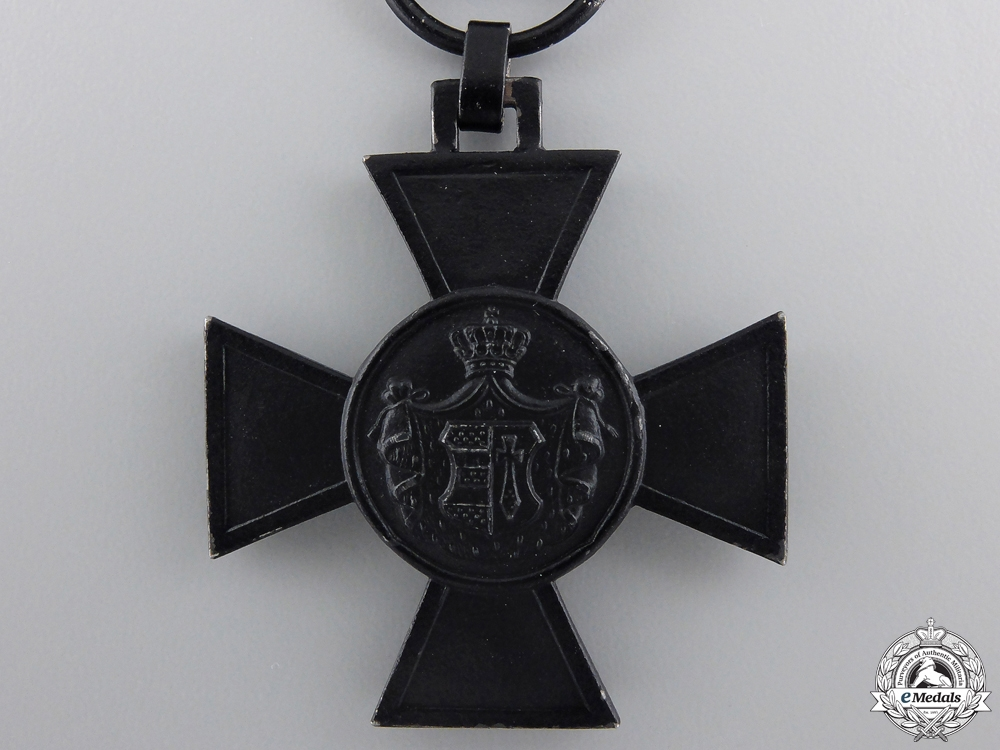 An Oldenburg House Merit Order of Peter Frederick Louis