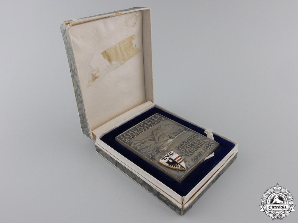 A 1936 T.V.G. Schlageter Sport Competition Medal