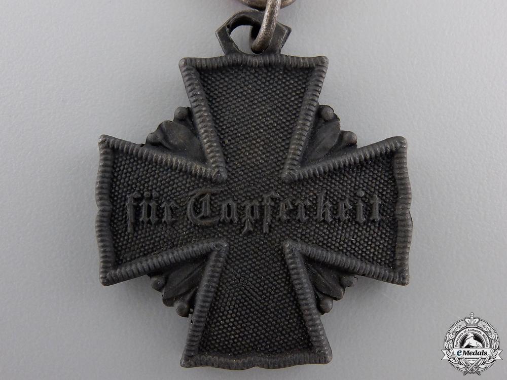 An Austrian Carinthia Bravery Cross; 2nd Class