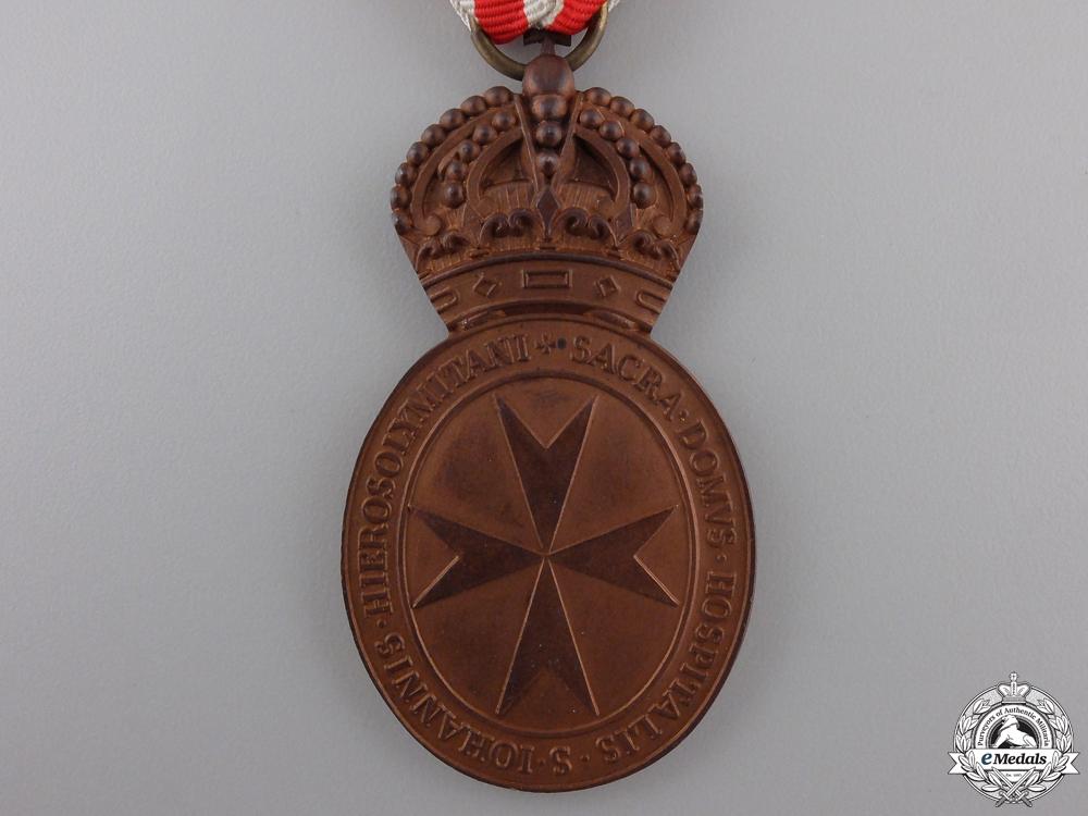 A 1956 Hungarian St.John Medal