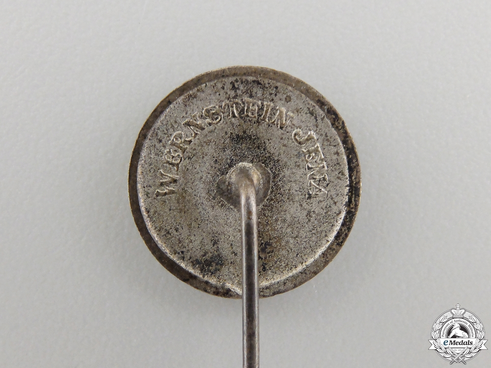 A German National Youth Sports Badge; Second Model