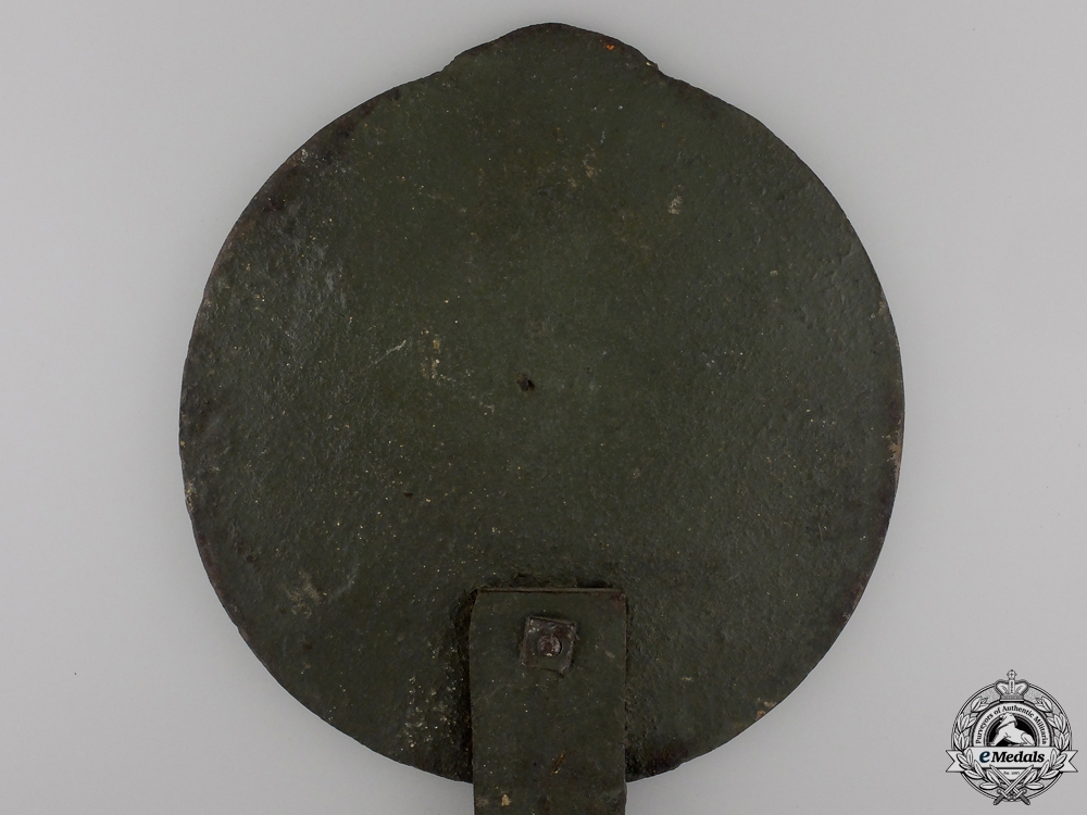 """A Rare First War 15th Infantry Battalion """"48th Highlanders"""" Trench Divider"""