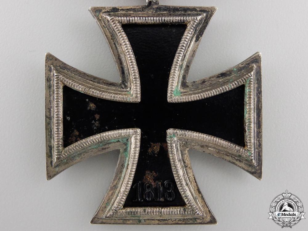 An Iron Cross 2nd Class 1939; Round 3 Version