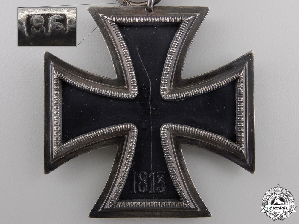 An Iron Cross Second Class 1939 by Rudolf Souval