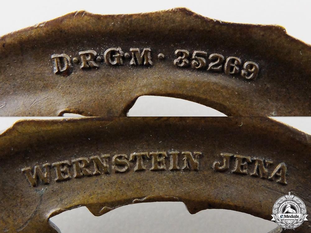 Two Second War German Badges