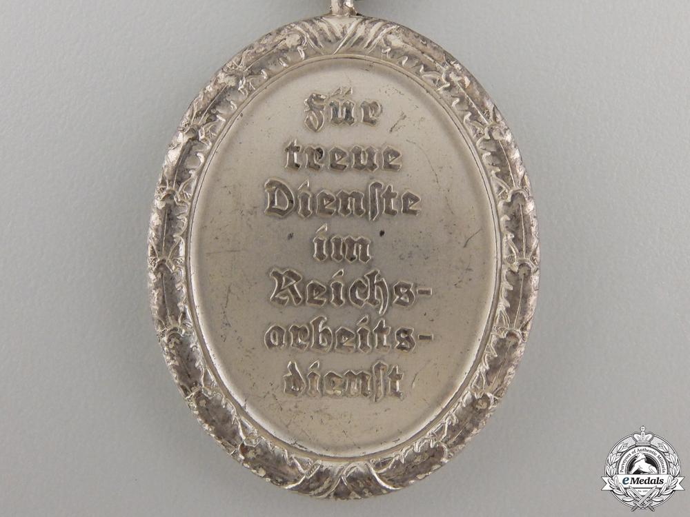 An RAD Long Service Award; Third Class Medal