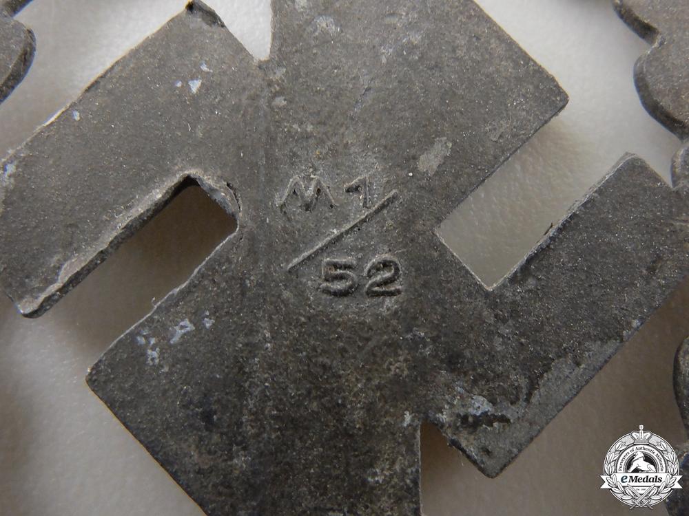 An SA Sport Badge for War Disabled by Deschler & Sohn