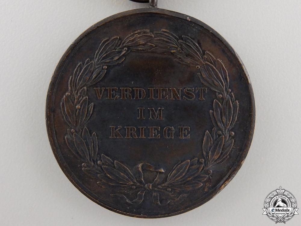 A First War Schwarzburg War Medal 1914