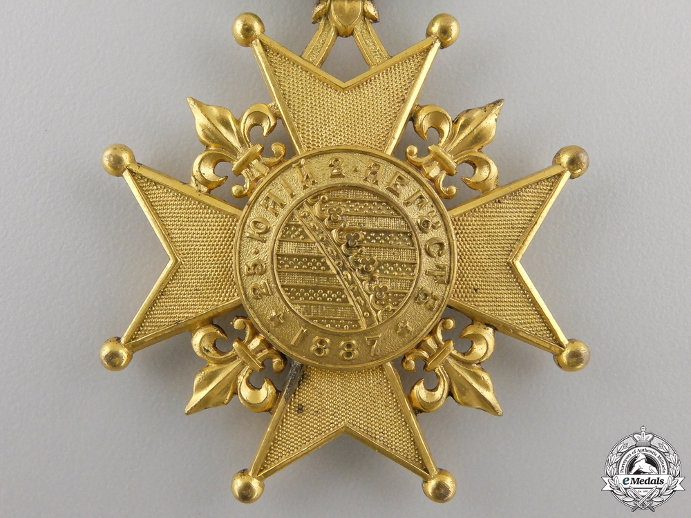 An 1887 Bulgarian Knyaz Ferdinand I Election Medal