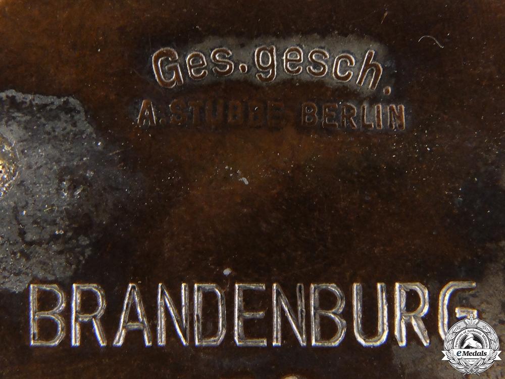 A German Red Cross Award