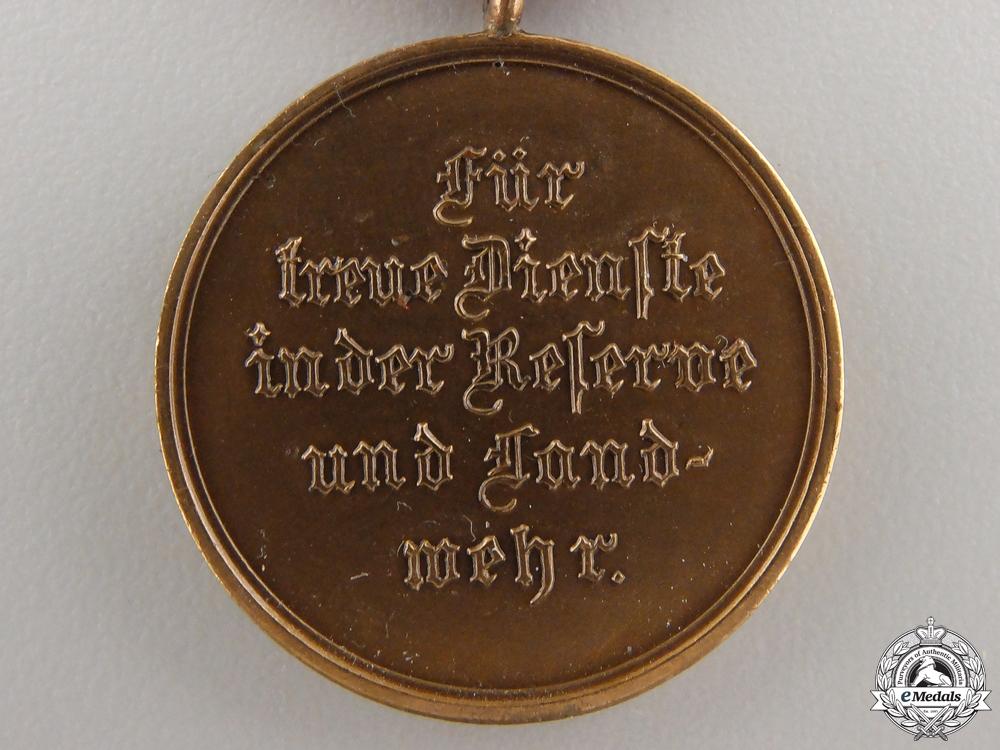 A Württemberg Long Service Award
