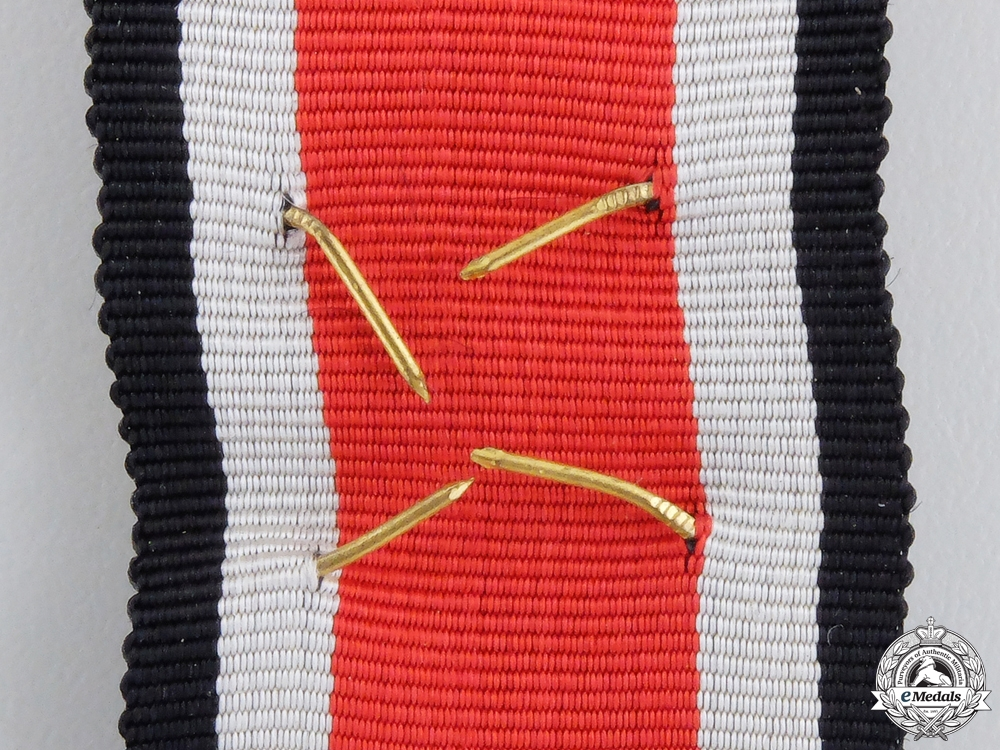 A Second War German Naval Honor Roll Clasp