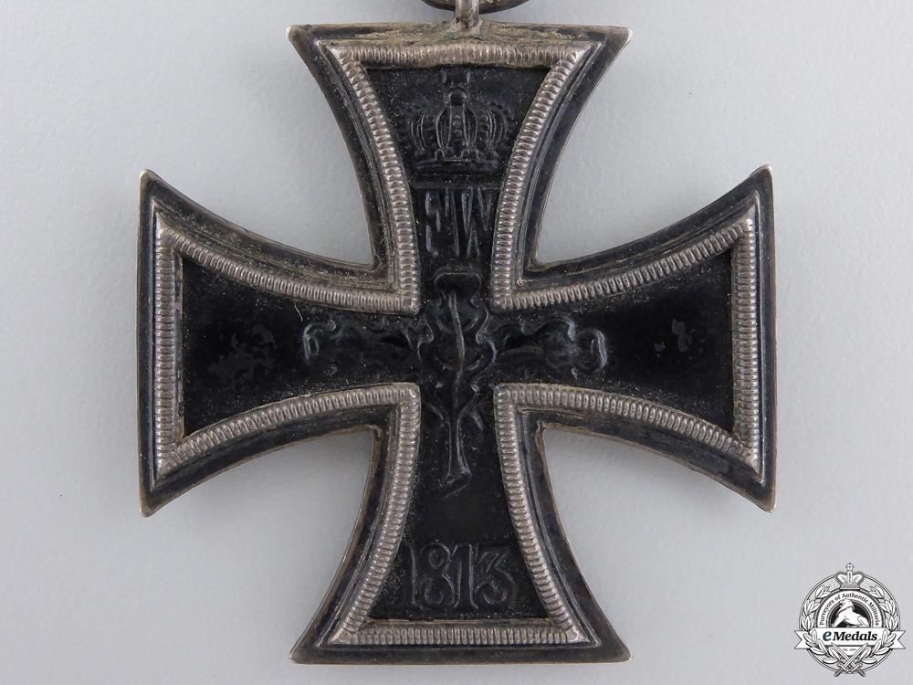 An Iron Cross Second Class 1914 by Carl Dilenius