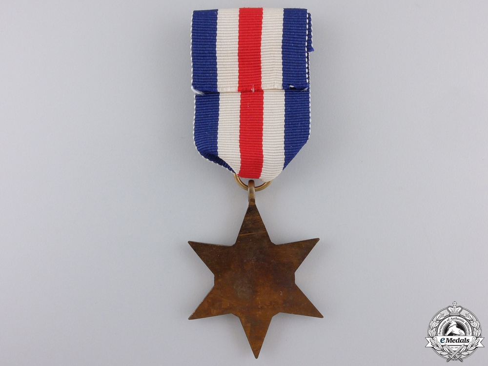 A Mint Second War France and Germany Campaign Star