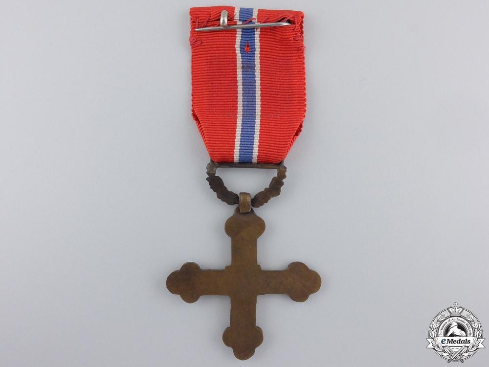 A 1940-1945 Norwegian War Cross