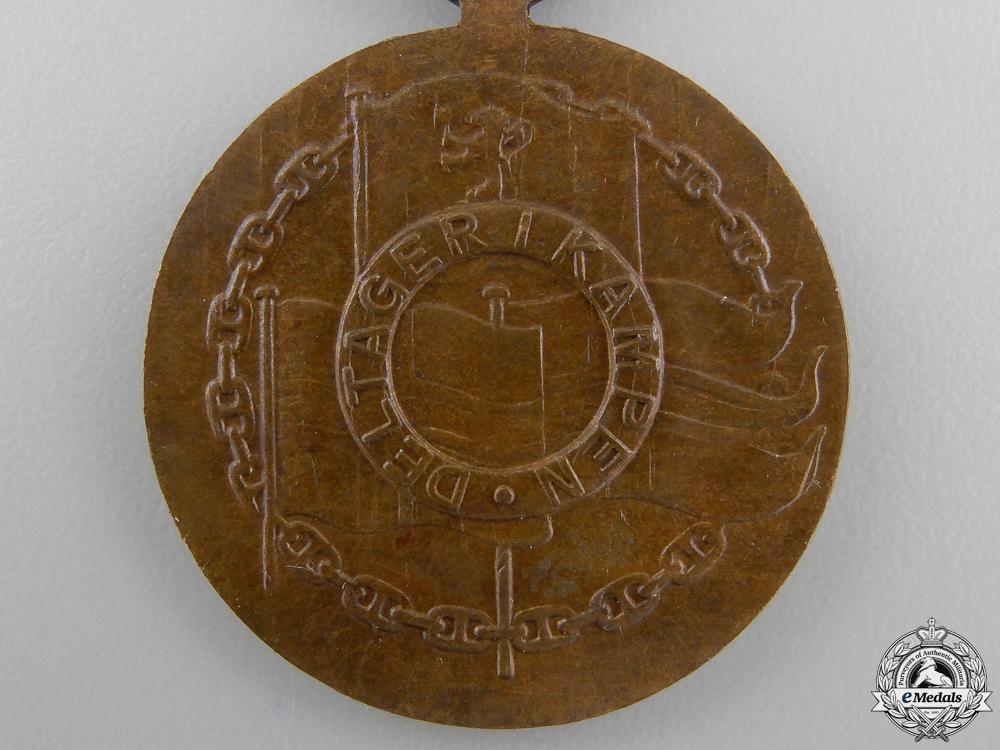 A Norwegian War Participation Medal 1940-1945