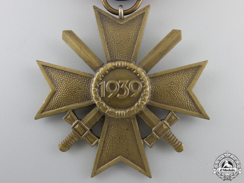 A War Merit Cross Second Class 1939 by Zimmermann
