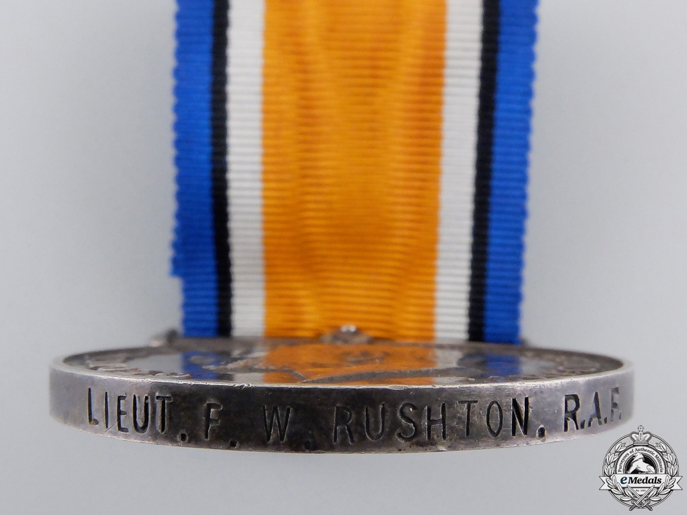 A War Medal to Canadian MC Recipient & RAF Observer