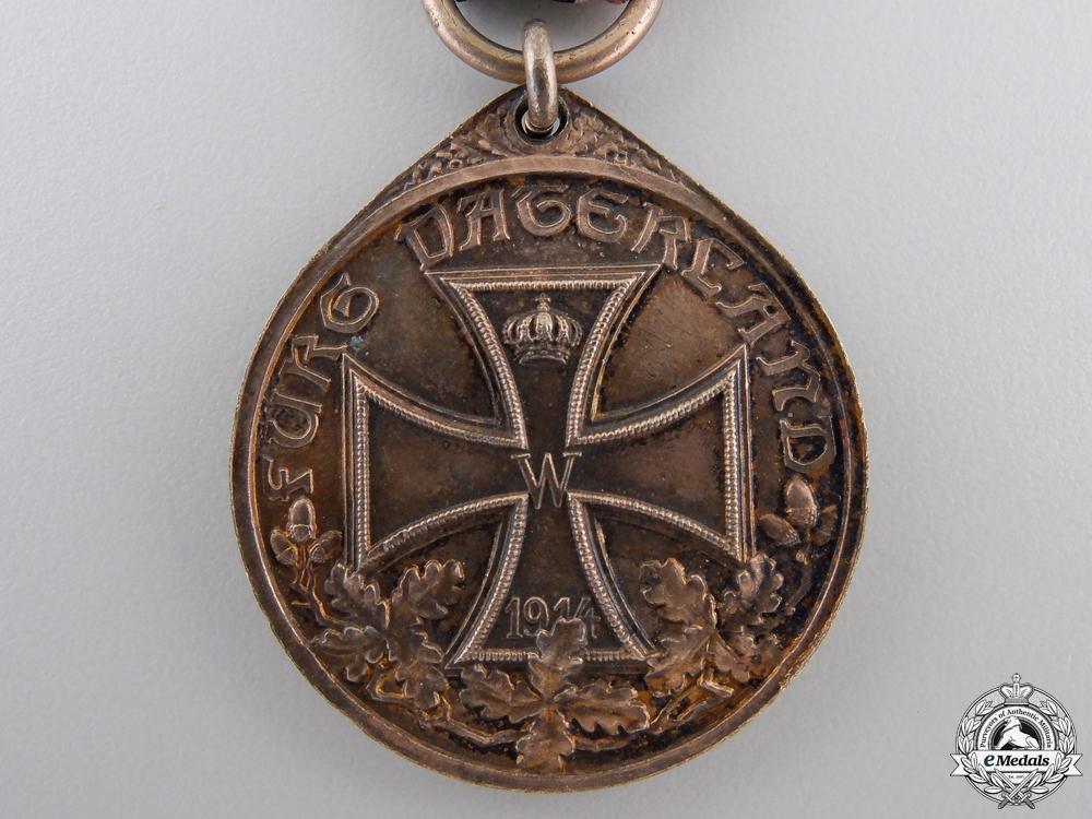 A First War German Honour Medal