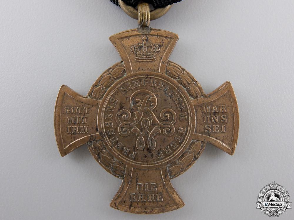 An 1866 Prussian War Cross