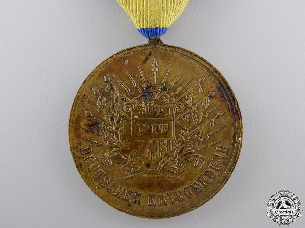 A German Imperial Veterans Association Medal