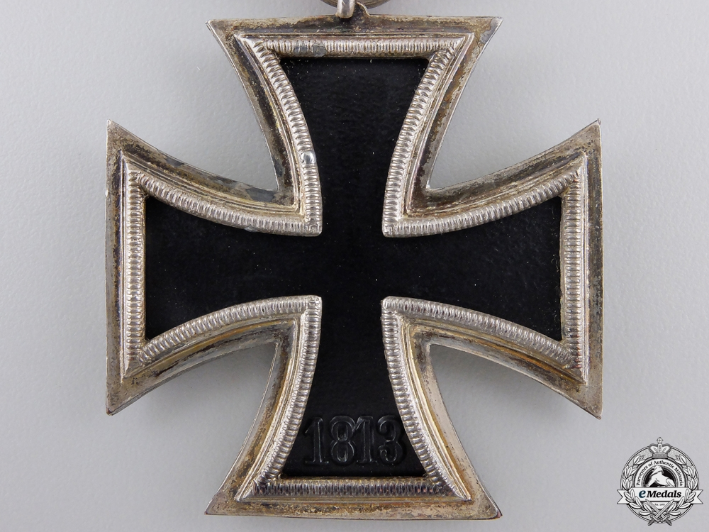 "An Iron Cross Second Class 1939; Round ""3"" Version"