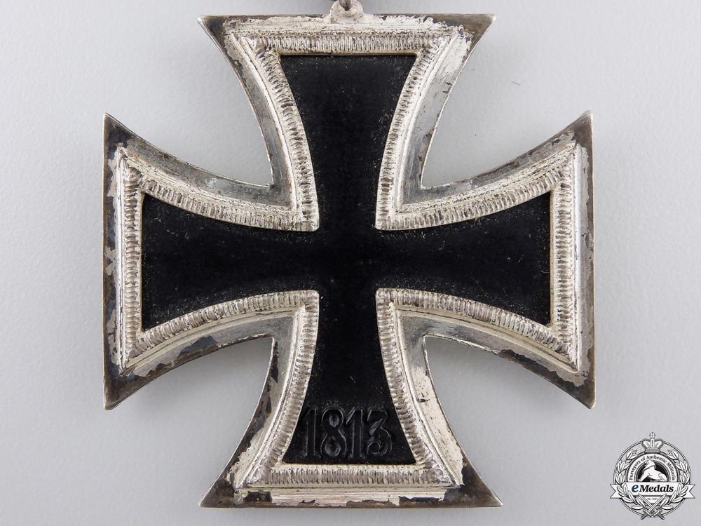 An Iron Cross Second Class 1939 by Rudolf Wächtler & Lange