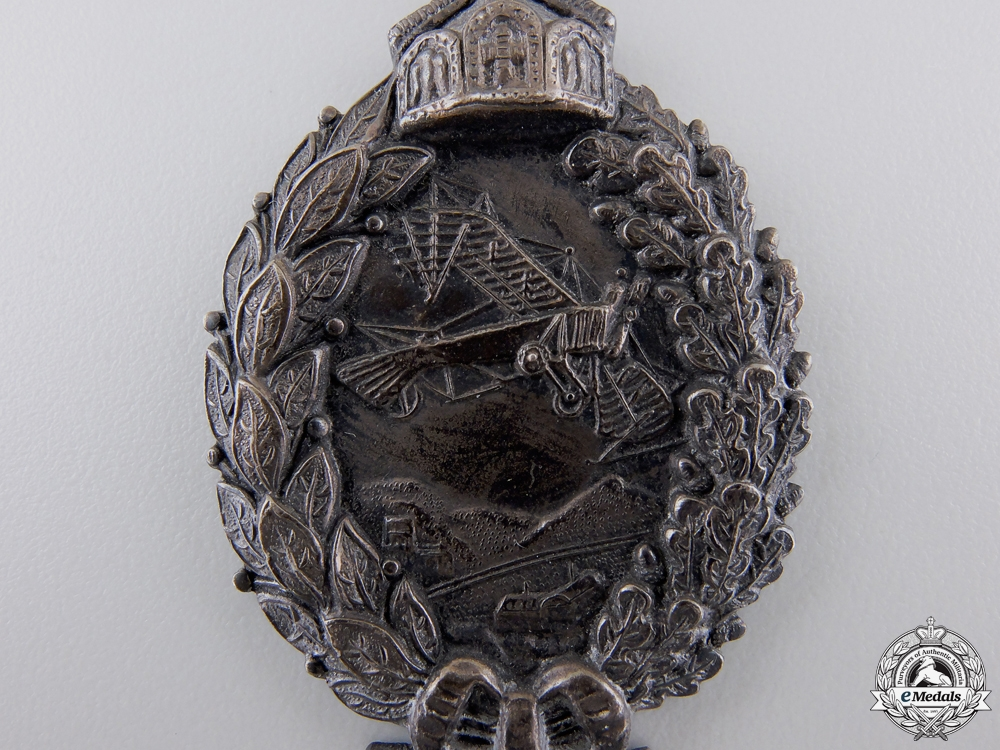 A First War Prussian Pilot Badge; Prinzen Size