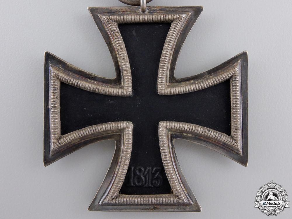 An Iron Cross 2nd Class 1939 by J.E. Hammer & Söhne