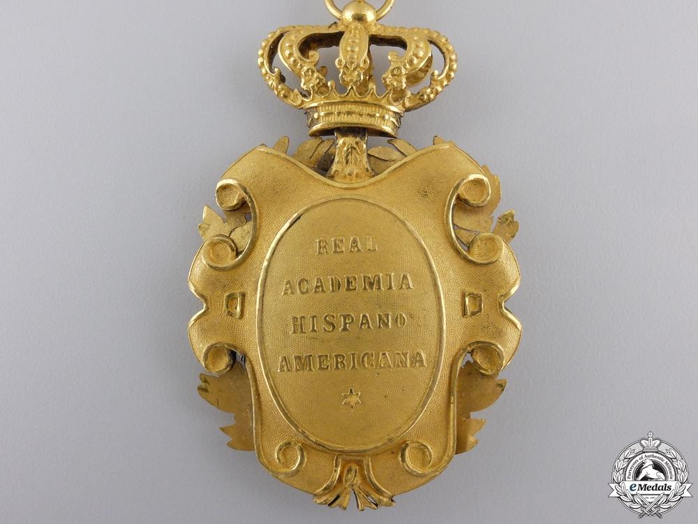 A 1931 Hispanic American Royal Acedemy of Cadiz Medal