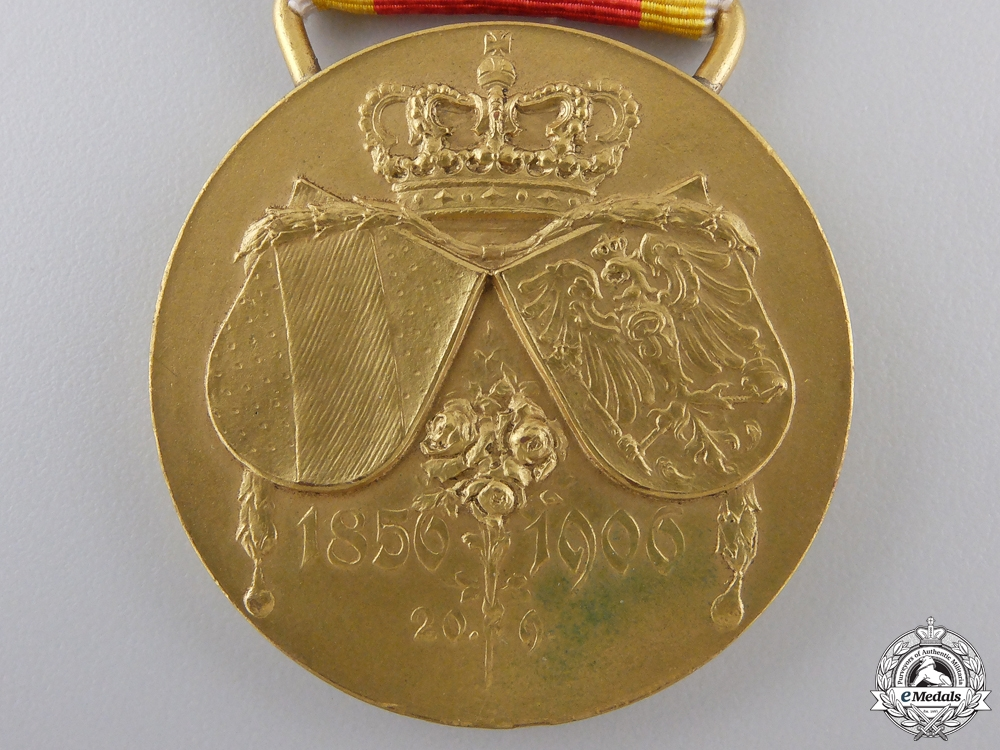 A 1906-1918 Baden Friedrich-Louise Medal