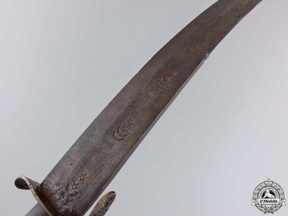An Ottoman Empire Influenced Long Dagger