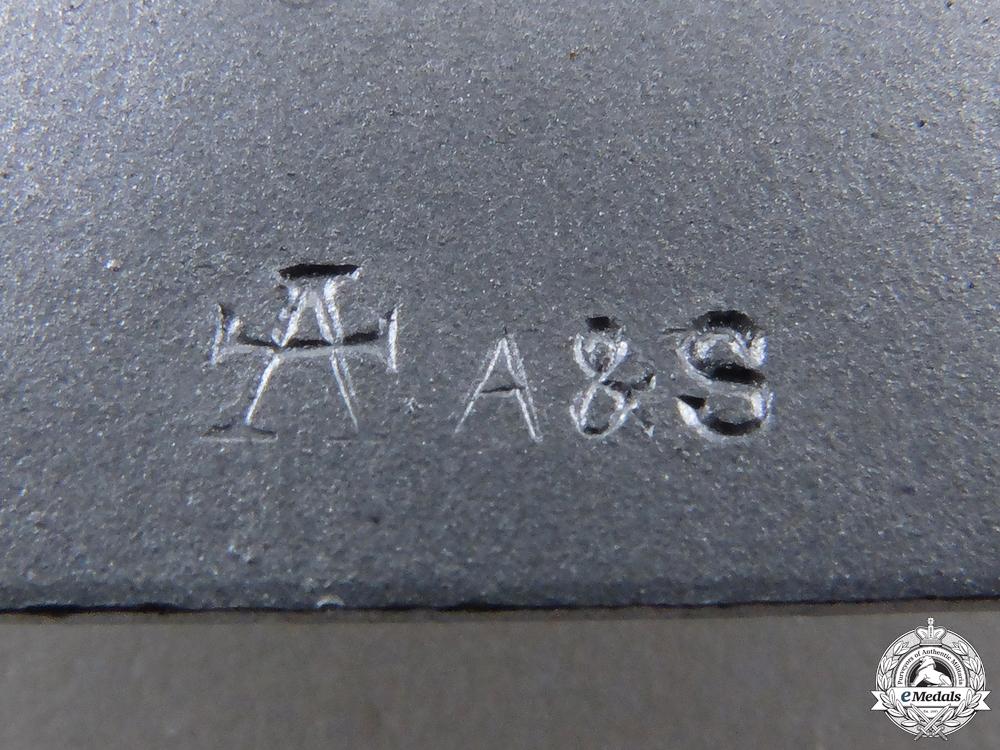 A DAF Belt Buckle by Assmann