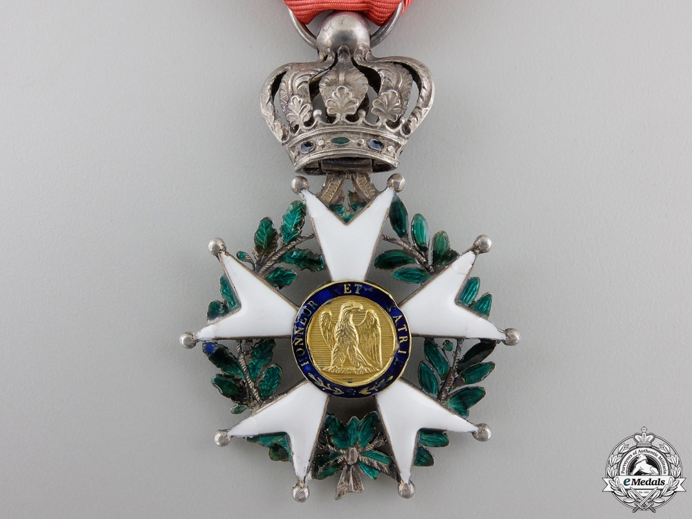 A French Legion D'Honneur; (1852-1870) Second Empire Knight