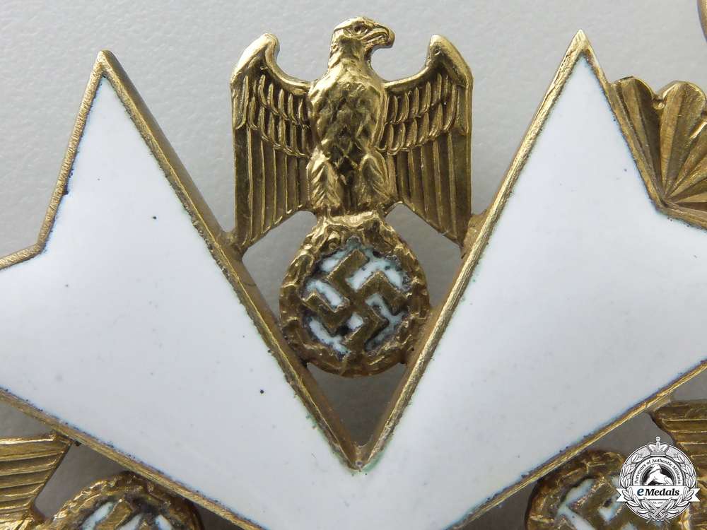 A German Eagle Order by Zimmermann, Third Class