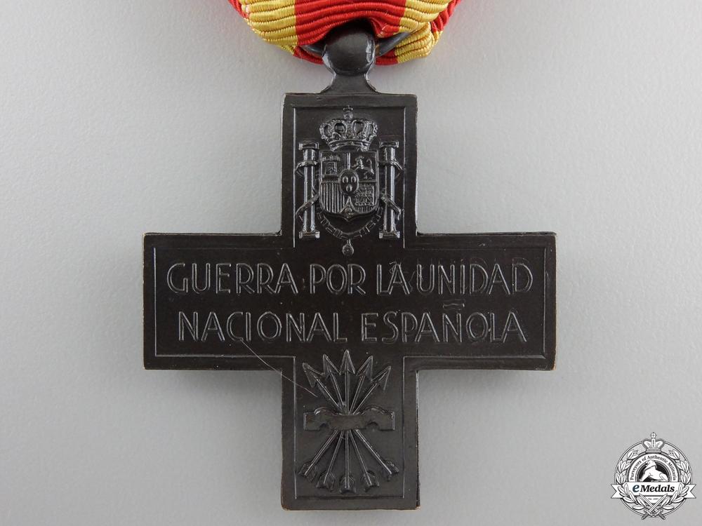 A Italian War Cross; Spanish Civil War Campaign Award