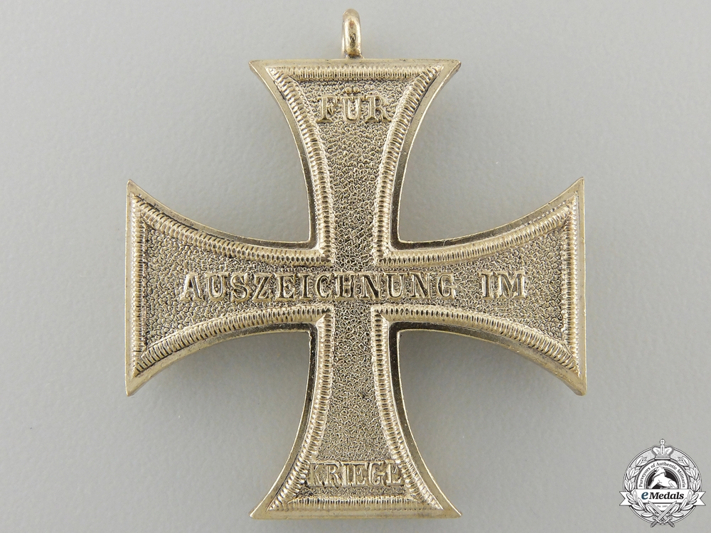 A Mecklenburg Prinzen Sized Military Merit Cross, 2nd Class